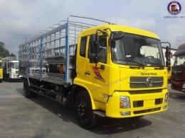 Bán xe tải dongfeng 9 tấn thùng 7m5 Hoàng Huy 2021