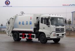 Xe ép rác Dongfeng 9 khối (9m3)