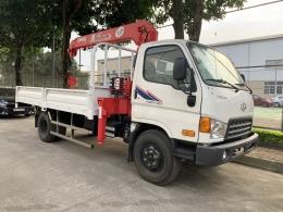 Xe tải cẩu tự hành 2.5 - 3 tấn Hyundai
