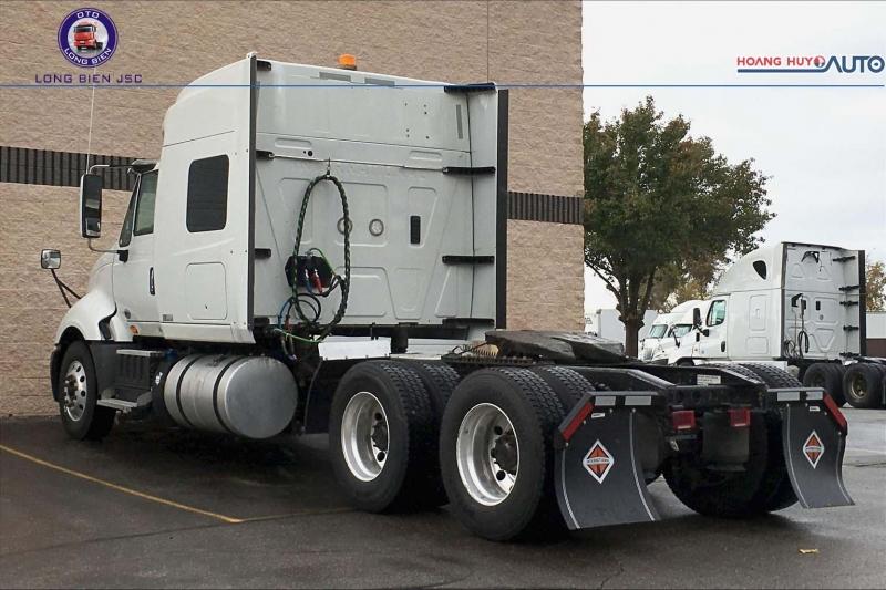 Bán xe đầu kéo Mỹ nóc thấp N13 | Giá xe đầu kéo mỹ nóc thấp 2021