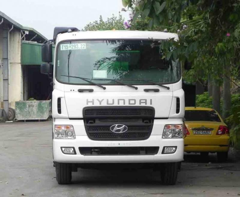 Xe ép rác Hyundai 12m3 - 14m3 mới 2020