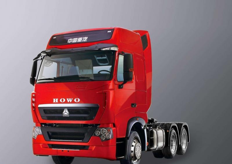 Xe đầu kéo Howo 420Hp A7