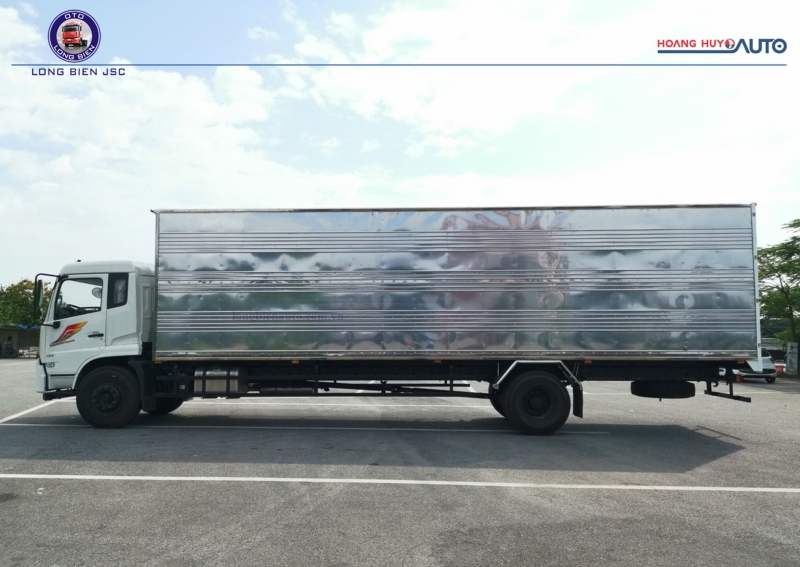 Giá bán xe tải dongfeng B180 Hoàng Huy đời 2021